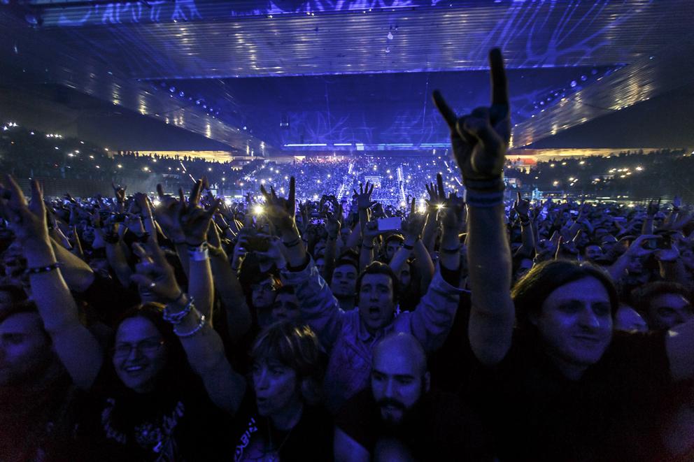 Iron Maiden + Anthrax