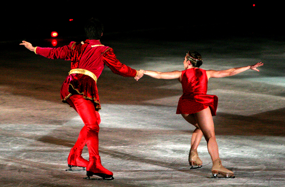Holiday On Ice Diamonds