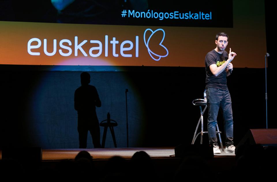 Los monólogos de Euskaltel